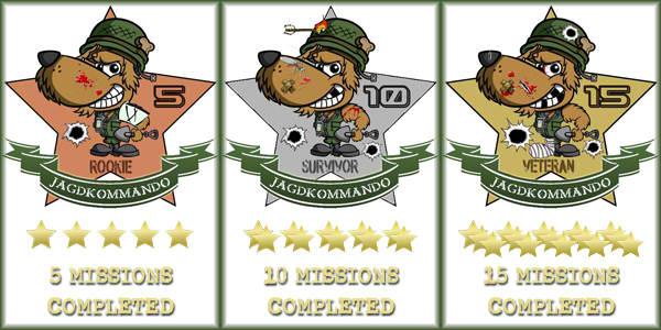 Jagdkommando Veteran